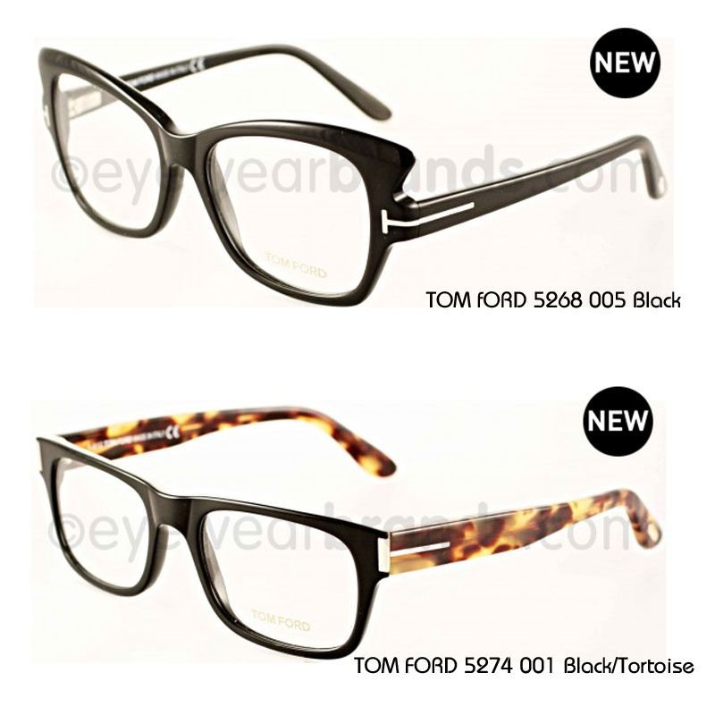 new in tom ford glasses collection 2013