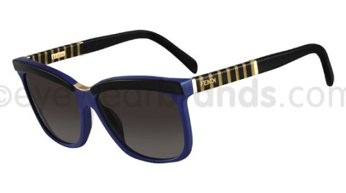 Fendi FS 5281 424 Blue Black
